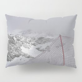 Snow is whiter on the other side Pillow Sham
