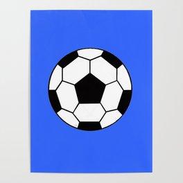 Ballon solitaire Poster