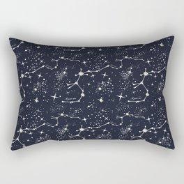 Zodiac Constellations - Aquarius Rectangular Pillow
