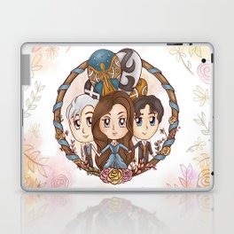 Tessa & Will & Jem Laptop & iPad Skin