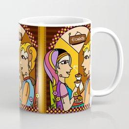 El cafecito Coffee Mug
