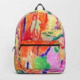 Henri Matisse Joy of Life Backpack