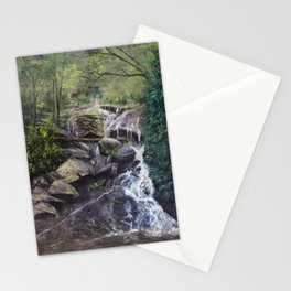 Waterfalls - I Stationery Cards