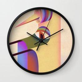Figure #1 Wall Clock