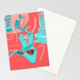 The right mood for the weekend! Stationery Cards