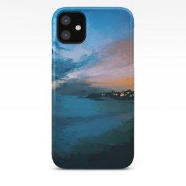 Laguna Beach At Night iPhone Case