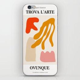 Find Art Everywhere - Version 02 iPhone Skin