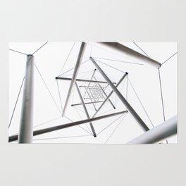 Infinite Geometry Rug
