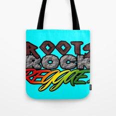 Roots Rock Reggae Tote Bag