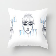 Jester Throw Pillow