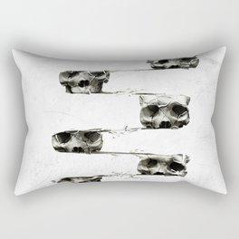 SKULL 3 Rectangular Pillow