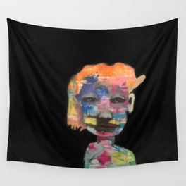 Can't wait to get to know you Wall Tapestry