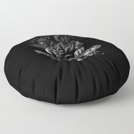 Area 51 Raid / Alien Lowrider Floor Pillow