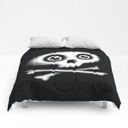 Skull & bones Comforters