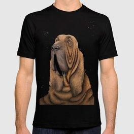 Dog gravity T-shirt