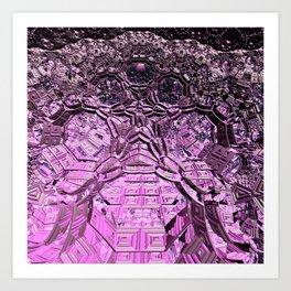 J13-4-RMpt05SL1Variant2NegEdit1 Art Print