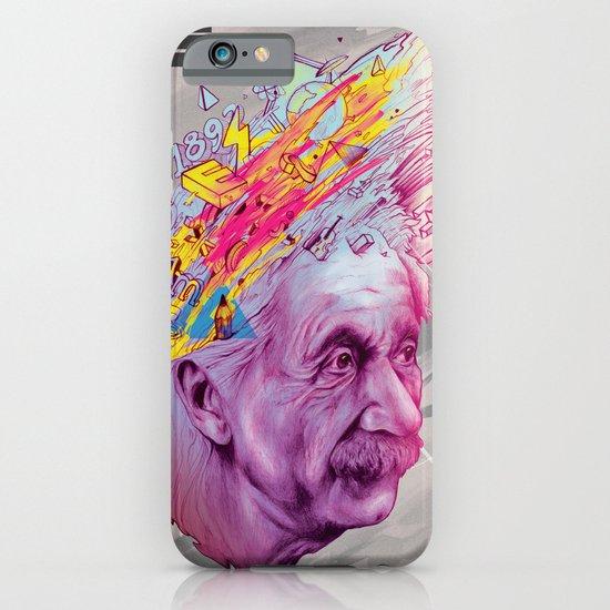 Mr. Einstein iPhone & iPod Case