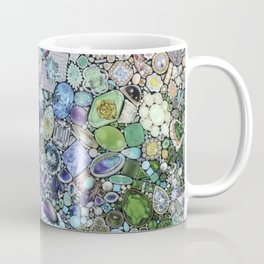 Diamonds, Jewels, (Gems & The Hologram) Coffee Mug