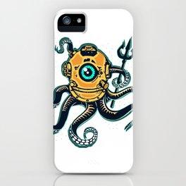 octosius iPhone Case