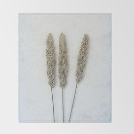 Summer Grass Throw Blanket