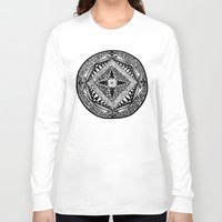 deco Long Sleeve T-shirts featuring Deco by ThisIsG1