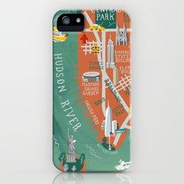 I love NY iPhone Case