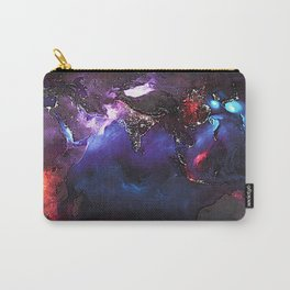 Beauty of Pollution / Aerosol Earth - Eastern Part Carry-All Pouch