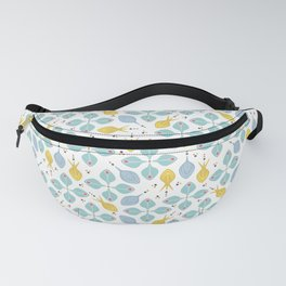 Water Leaf Fanny Pack