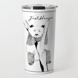 Just Hangin Travel Mug