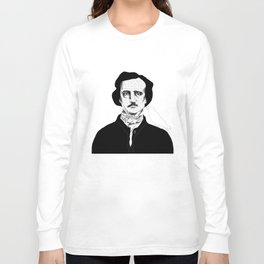 Persistence of Poe Long Sleeve T-shirt