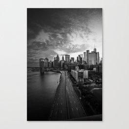 NEW YORK CITY VIII Canvas Print