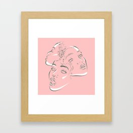 FKA Twigs Framed Art Print