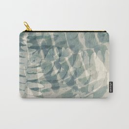 FERN PATTERN Carry-All Pouch