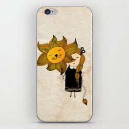 Leo Girl iPhone Skin