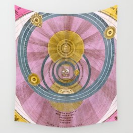 Between two Worlds Wall Tapestry
