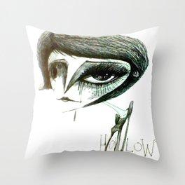 hollow Throw Pillow