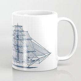 Big Sailing Ship Coffee Mug