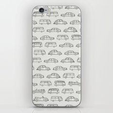 Volkswagens Everywhere iPhone & iPod Skin