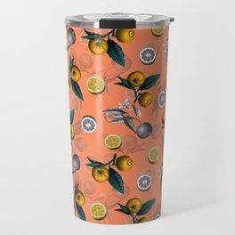 Unfinished Lemons Travel Mug