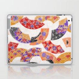 Oriental pattern Laptop & iPad Skin