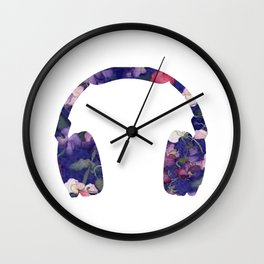 listen up honey II Wall Clock