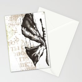 Half Butterfly Stationery Cards