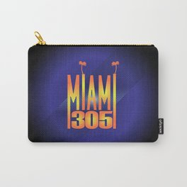Miami   305 Carry-All Pouch