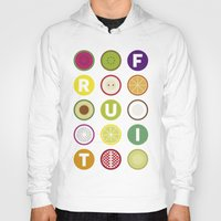 fruit Hoodies featuring Fruit by veronica's site