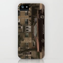 All My Friends Know iPhone Case