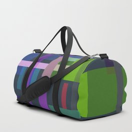 Imitation Mid-20th Century Abstraction, No. 3 Duffle Bag