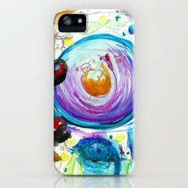 Manic Havoc iPhone Case