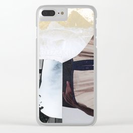Turning Out That Way Clear iPhone Case