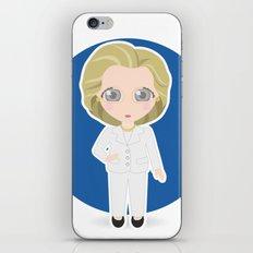 Hillary Clinton iPhone & iPod Skin