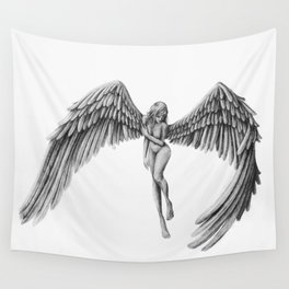 Angel Wall Tapestry
